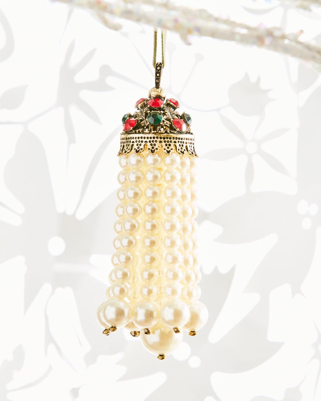 Joanna Buchanan Hanging Pearl Tassel Ornamen