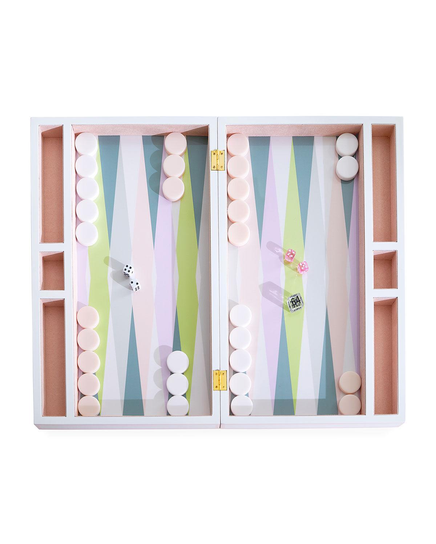Jonathan Adler Milano Backgammon Set