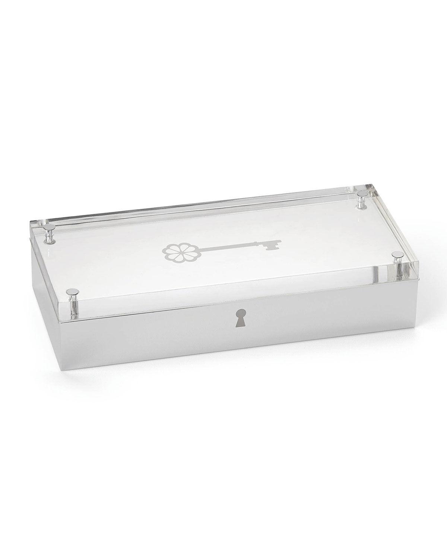 kate spade new york key court jewelry box