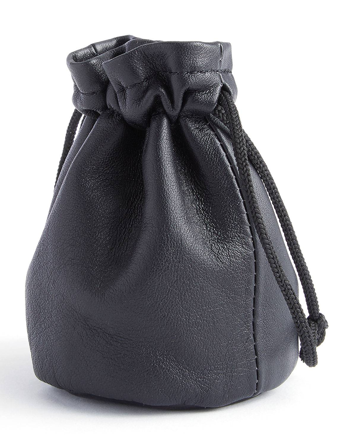 ROYCE New York Compact Drawstring Jewelry Pouch