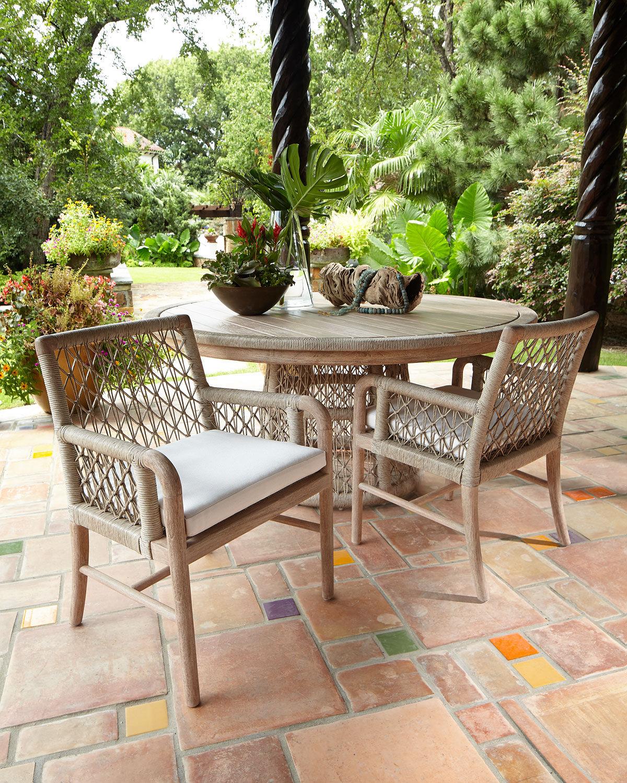 Palecek Montecito Outdoor Arm Chair