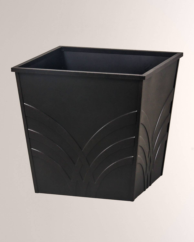 "Hanamint Palm Outdoor 24"" Large Square Planter Box"
