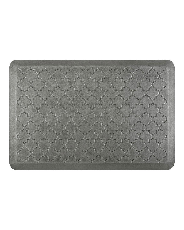 WellnessMats Trellis Anti-Fatigue Kitchen Mat, 3' x 2'
