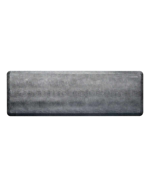WellnessMats Croc Anti-Fatigue Kitchen Mat, 6' x 2'