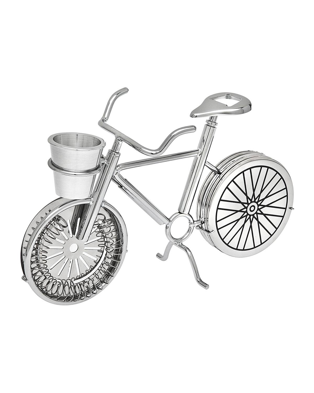 Godinger Bicycle Bar Tool Set