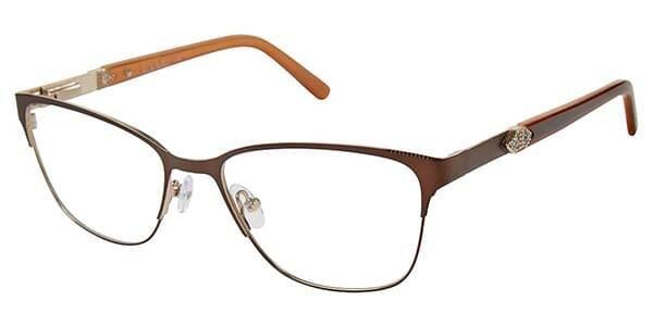 Nicole Miller Eyeglasses NM CRYSTAL C01