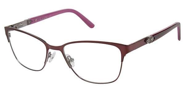 Nicole Miller Eyeglasses NM CRYSTAL C02