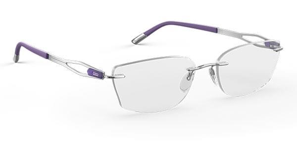Silhouette Eyeglasses Crystal Grace 5527 FX 7000