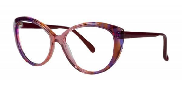 Vera Wang Eyeglasses OPHELIA MAGMA CRYSTAL