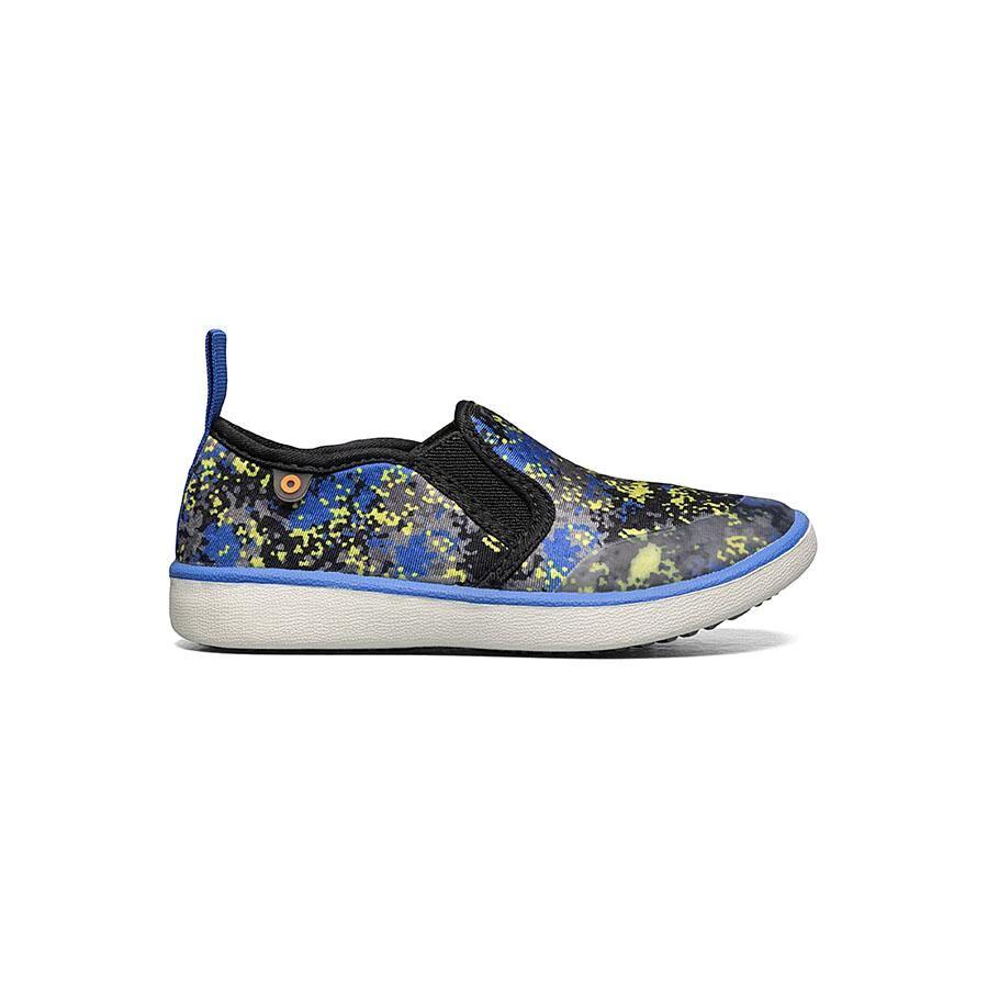 Bogs Footwear Kicker Slip On Micro Camo