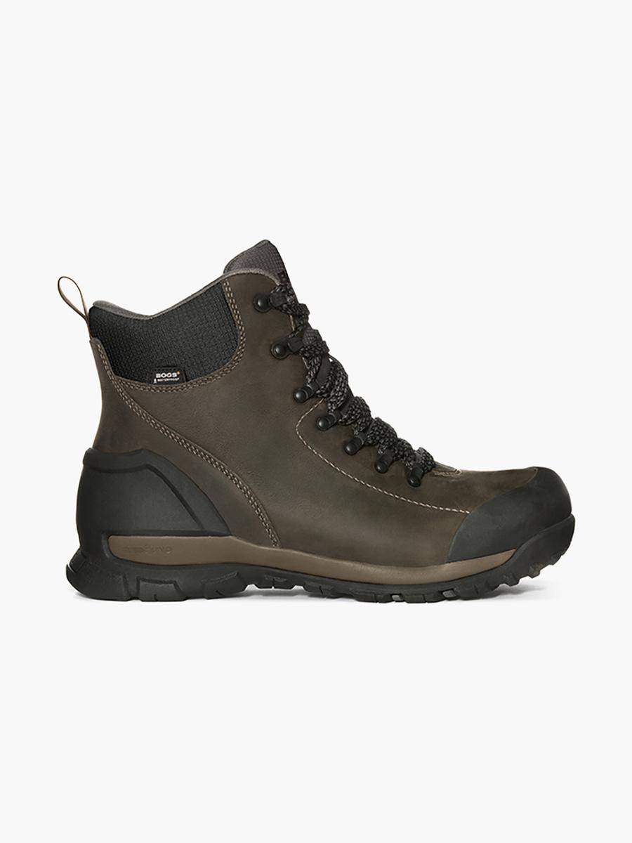 Bogs Footwear Foundation Leather Mid Foundation Leather Mid