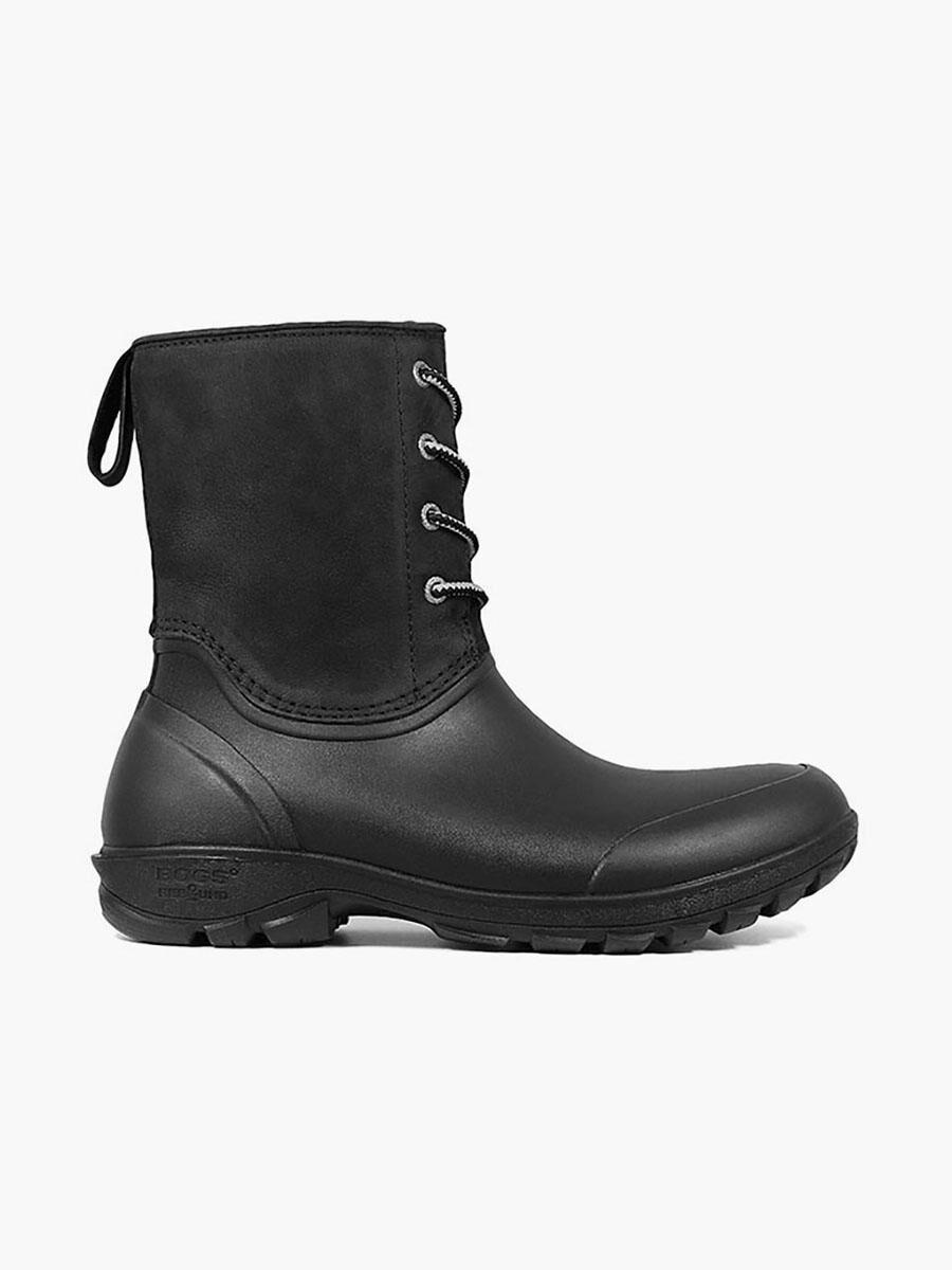 Bogs Footwear Sauvie Snow Leather