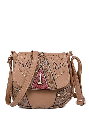 Berrylook Retro crossbody bag sale, clothes shopping near me, Solid Shoulder Bags,