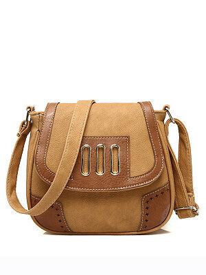 Berrylook Summer Retro crossbody bag online shopping sites, clothing stores, Contrast Shoulder Bags,