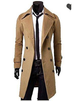 Berrylook Men Top Quality Cotton Overcoat clothes shopping near me, sale,