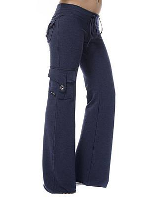 Berrylook Fashion casual stretch high waist lace-up casual pants sweatpants stores and shops, clothes shopping near me,