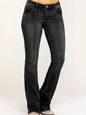 Berrylook Fashion slim slim mid-rise casual jeans online shopping sites, clothes shopping near me, leggings for girls, red leggings