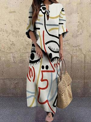 Berrylook Women Casual Print Short Sleeve Dress stores and shops, online sale, sequin dress, tea length dresses