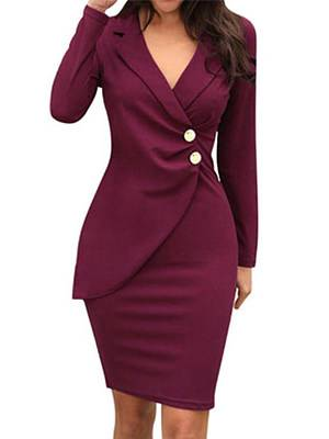 Berrylook Buttoned Hip Bodycon Dress clothing stores, clothes shopping near me, white bodycon dress, bridesmaid dresses