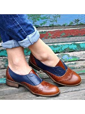 Berrylook Plain Flat Round Toe Date Outdoor Flat & Loafers stores and shops, online shopping sites,