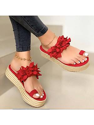Berrylook Stylish and comfortable platform slippers online shopping sites, clothing stores,