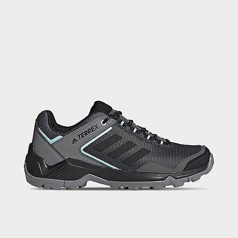 Adidas Women's Outdoor Terrex Eastrail Hiking and Trail Outdoor Shoes in Black/Grey Size 5.0