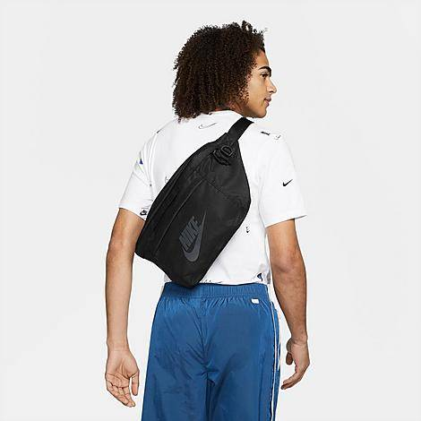 Nike Tech Hip Pack in Black/Black Anthracite