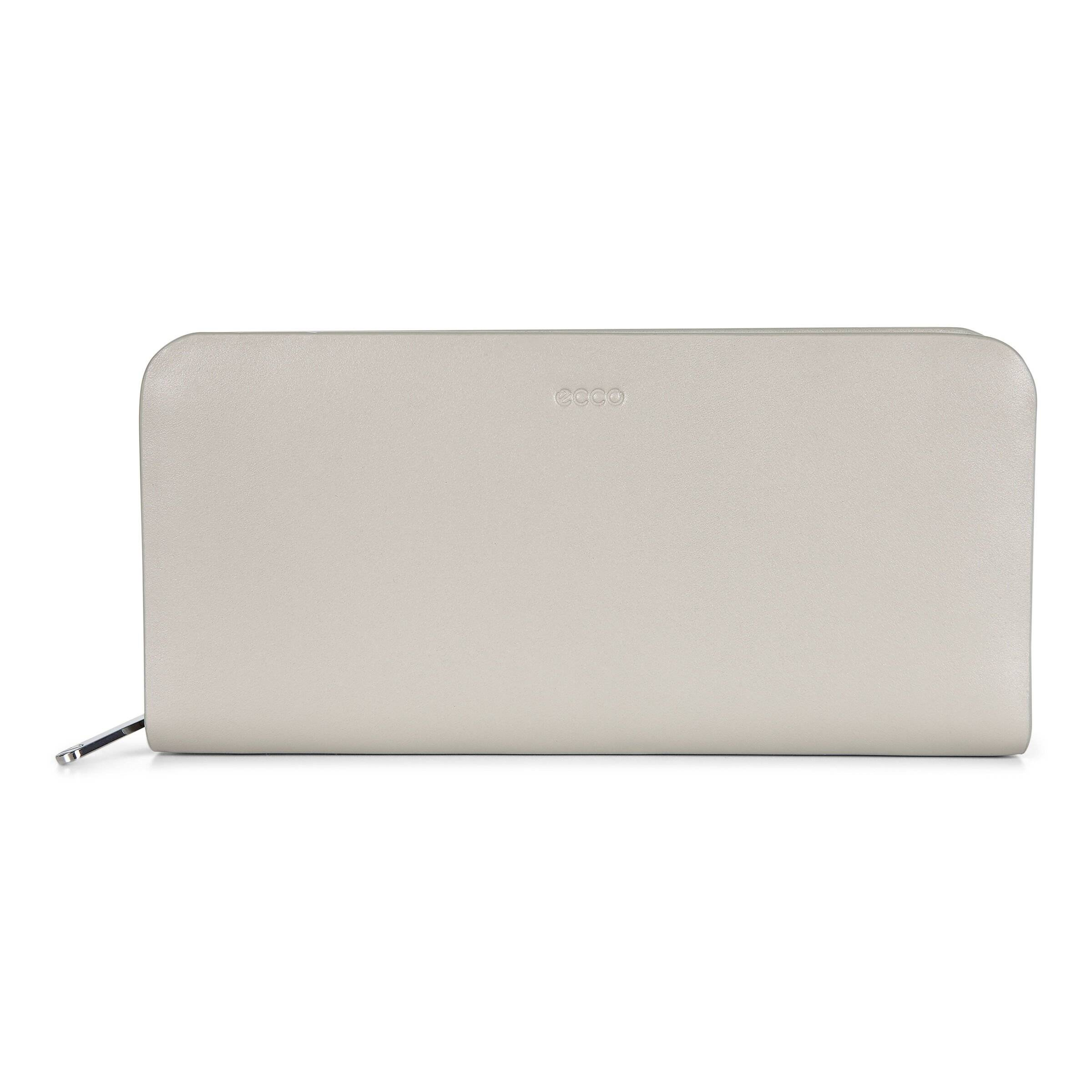 ECCO Ebba Continental Wallet: One Size - Gravel