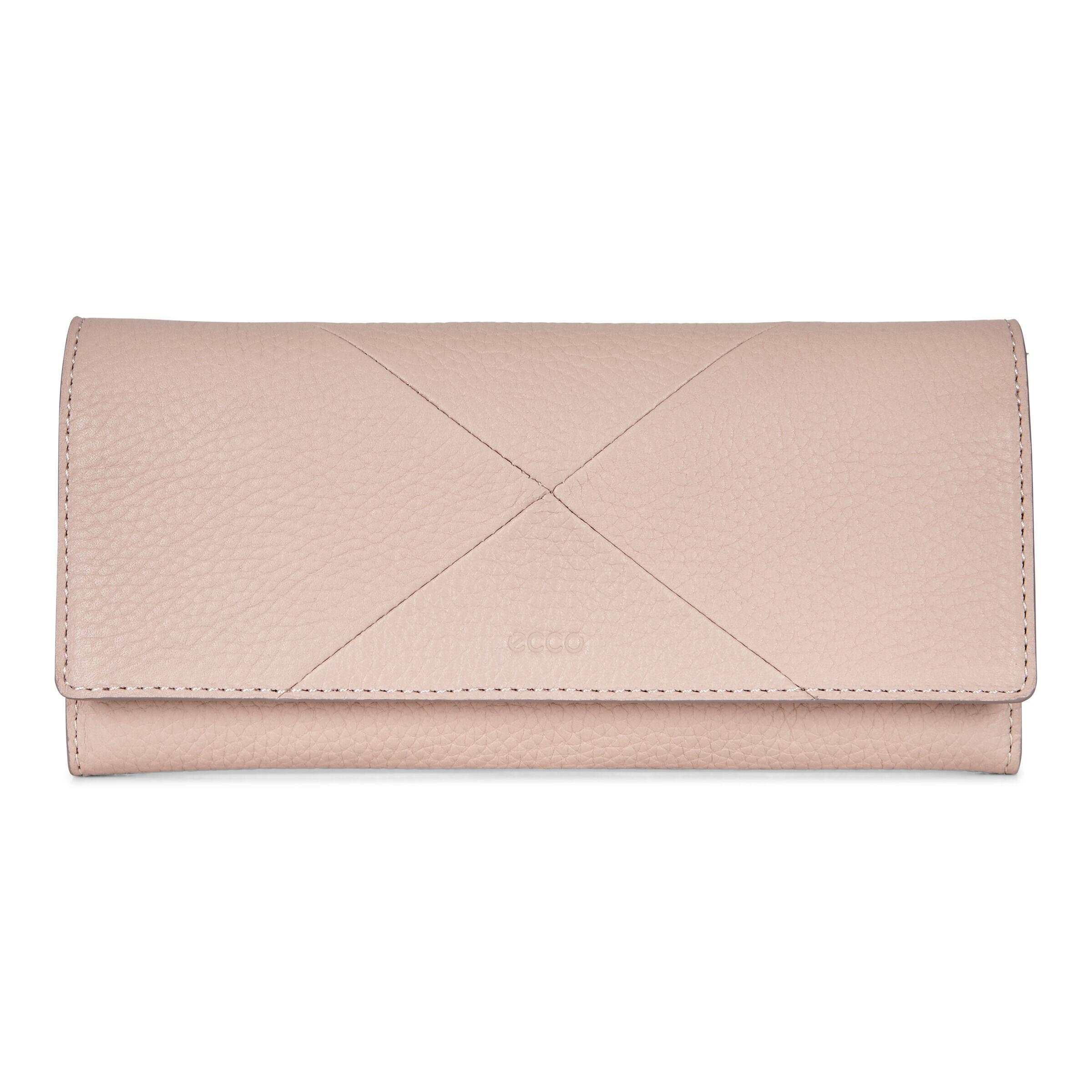 ECCO Linnea Continental Wallet: One Size - Rose Dust