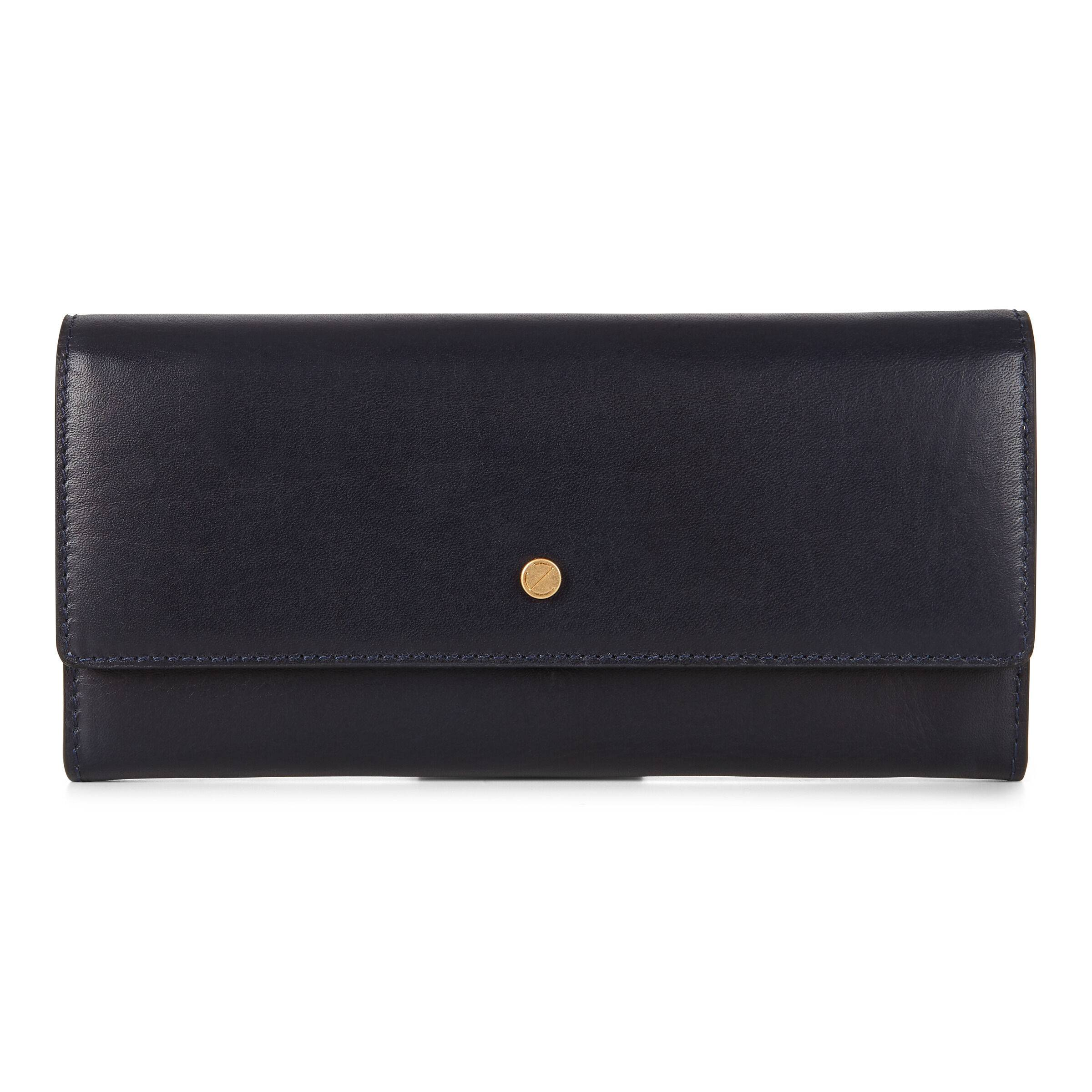 ECCO Sculptured Continental Wallet: One Size - Night Sky