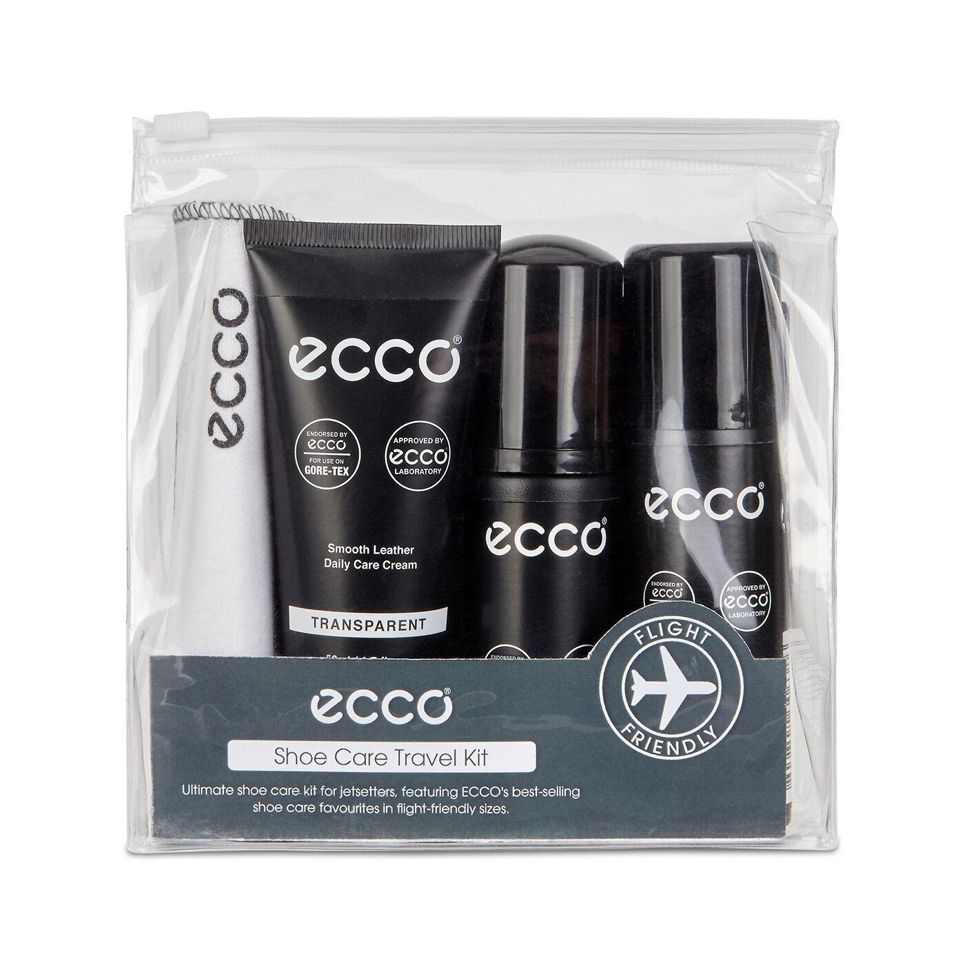 ECCO Shoe Care Travel Kit: One Size - Transparent