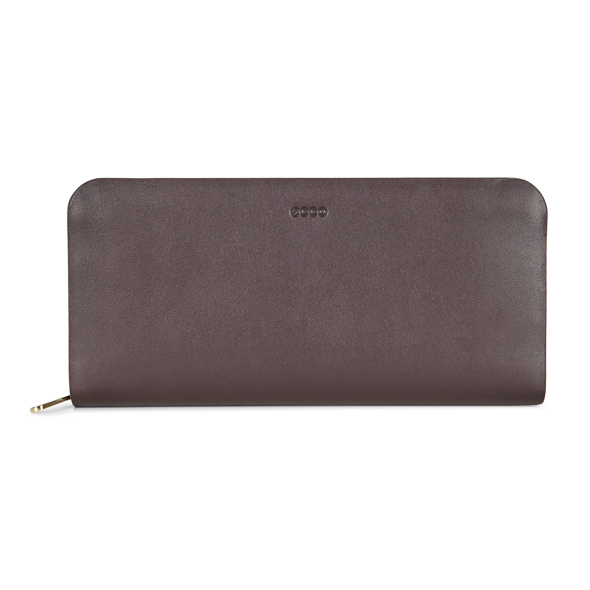 ECCO Ebba Continental Wallet: One Size - Shale