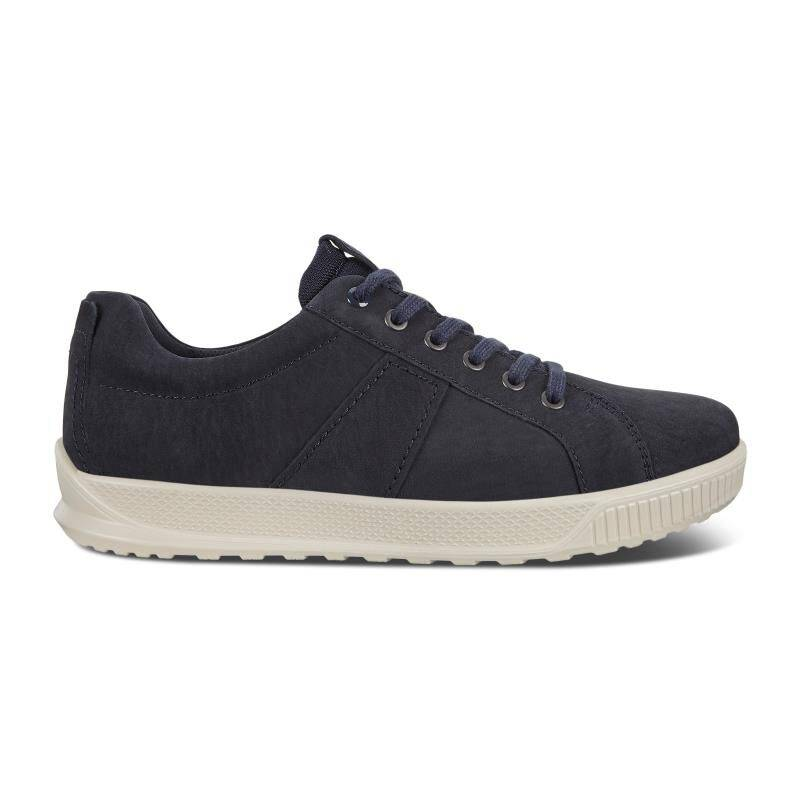 ECCO Byway Mens Shoes Sneakers size  : 8 - Navy
