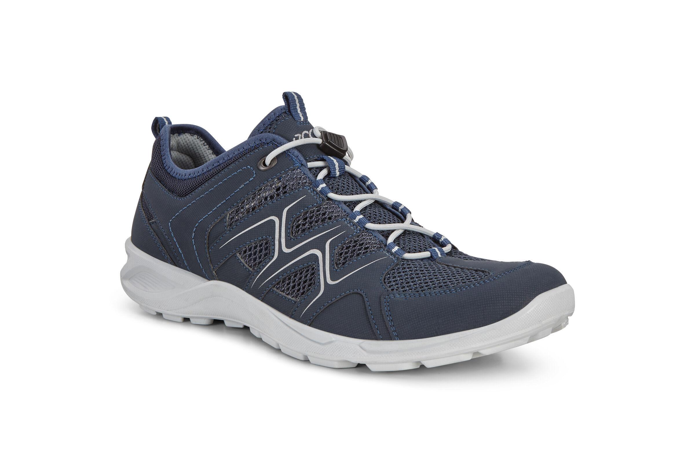 ECCO Terracruise Lt Mens Outdoor Shoes: 6 - Marine