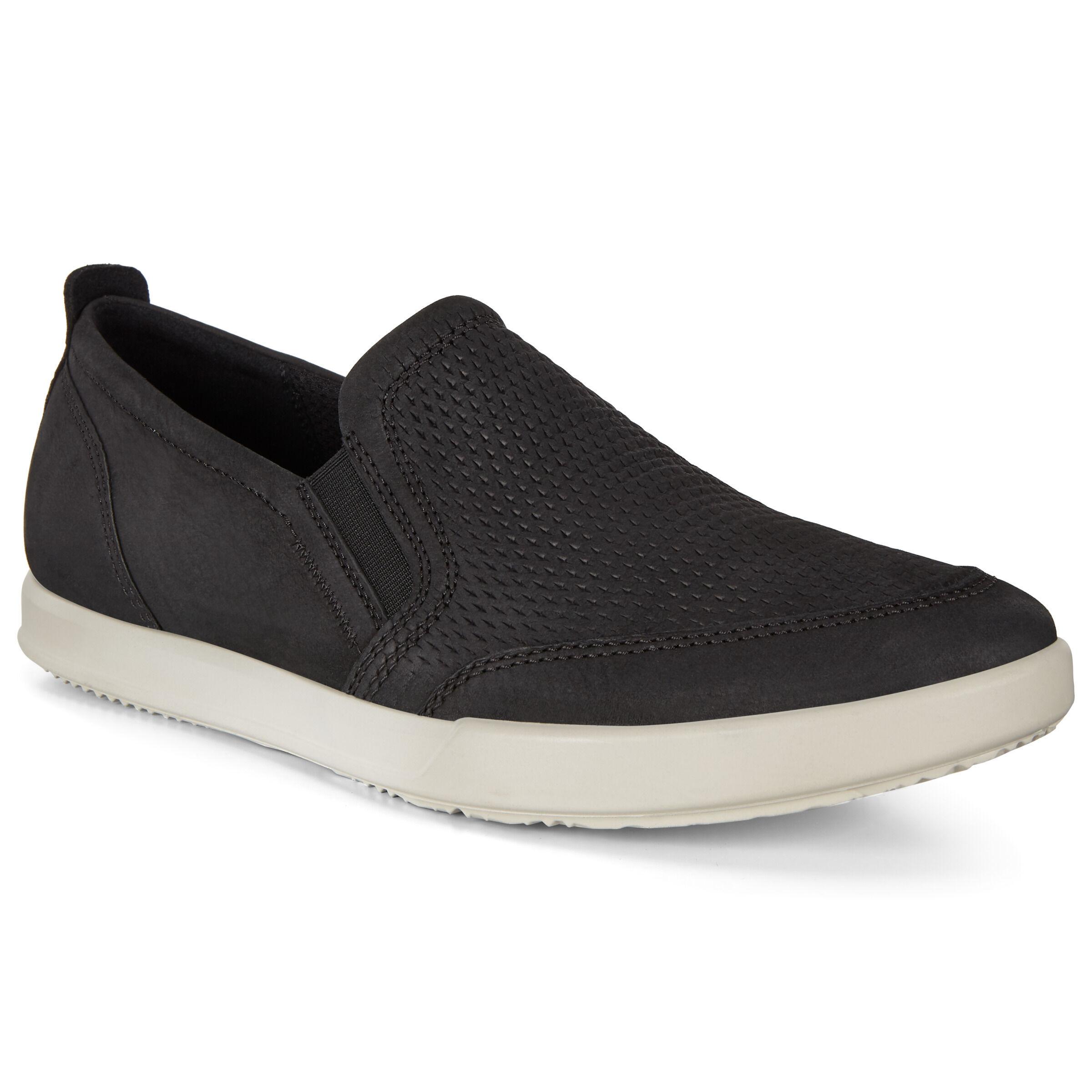 ECCO Collin 2.0 Mens Shoes Sneakers size  : 13 - Black