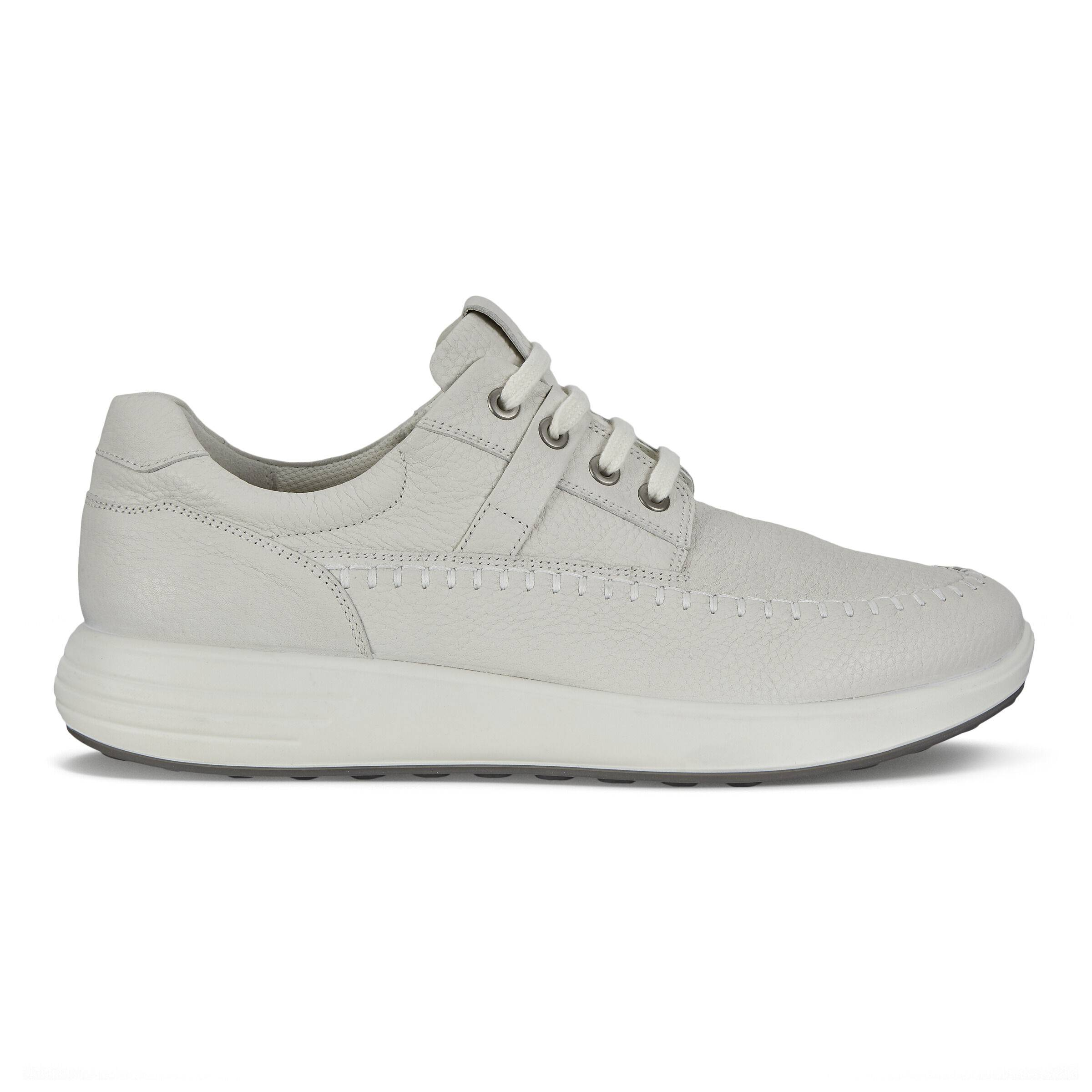 ECCO Soft 7 Runner Mens Shoes Sneakers size  : 12 - White