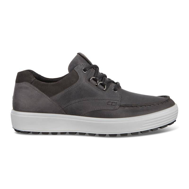 ECCO Soft 7 Tred Mens Shoes Sneakers size  : 14 - Moonless