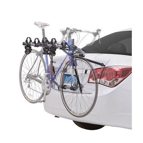 Sportrack Sr3152 3 Bike Anti-Sway Trunk Mount Rack