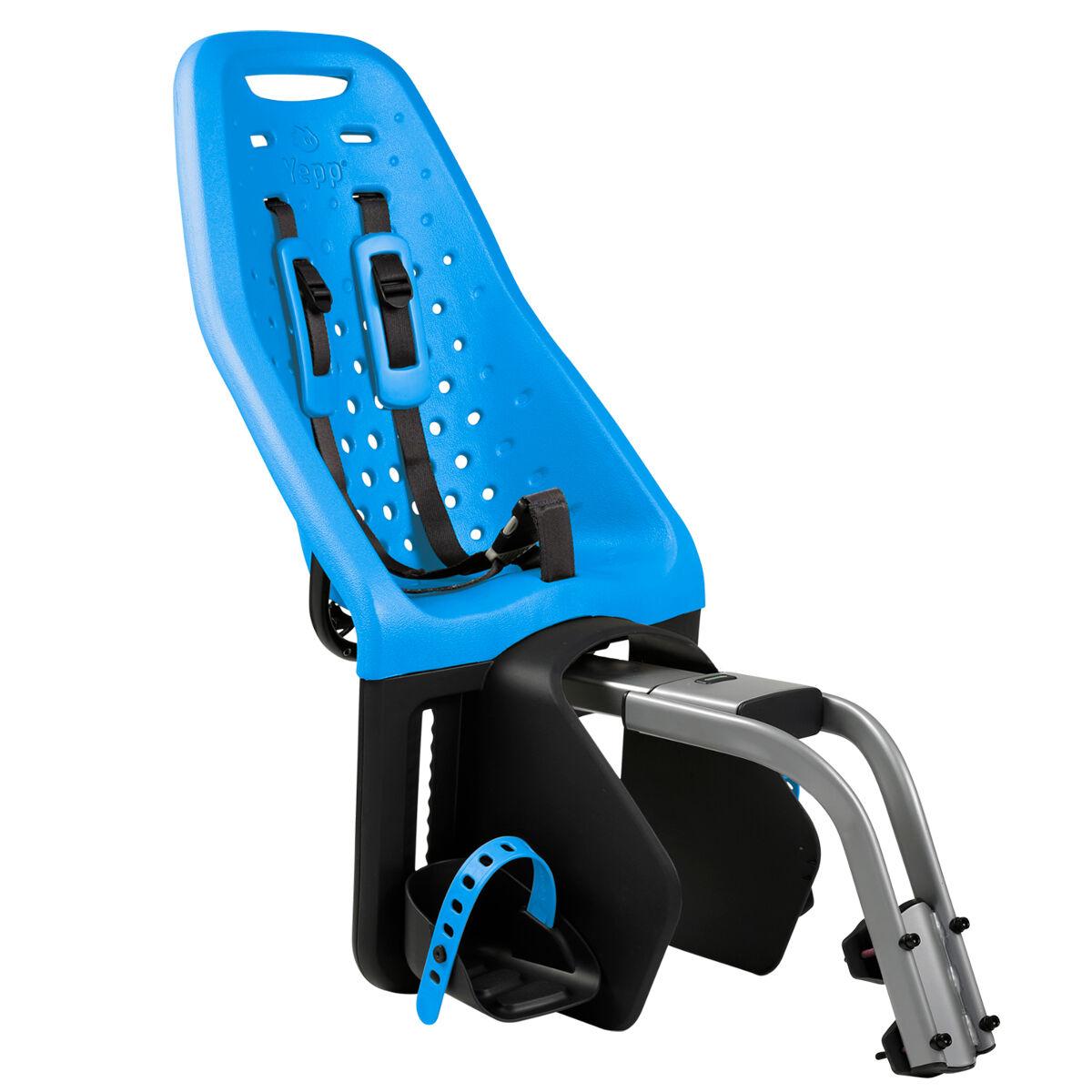YEPP Thule Yepp Maxi Child Bike Seat, Seat Post, Blue