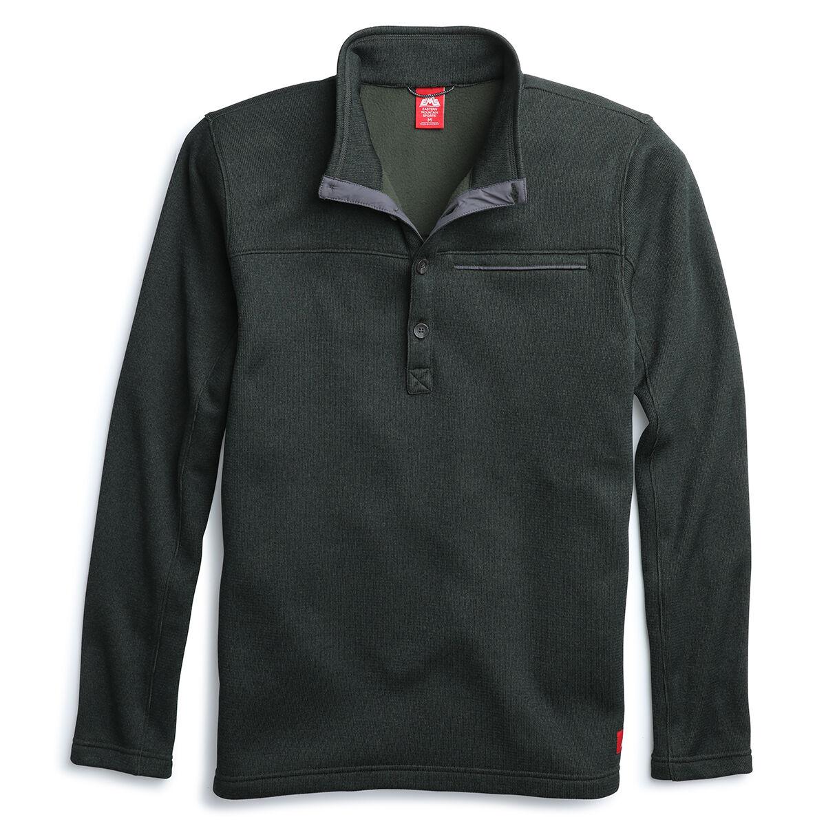 EMS Men's Destination 4-Button Pullover - Size XL