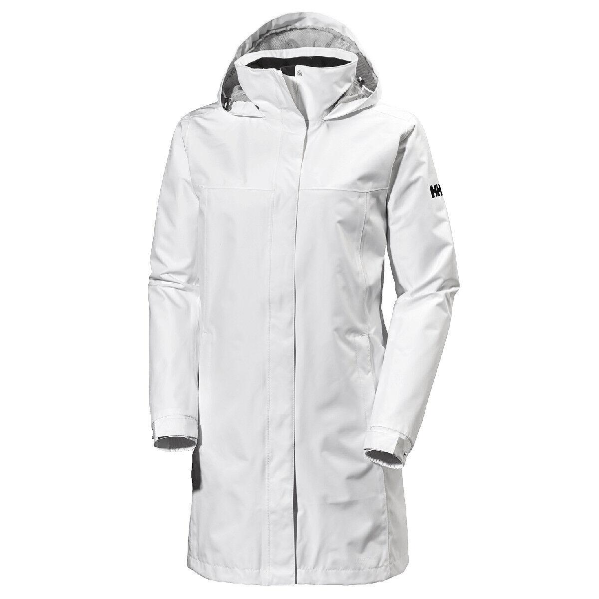 Helly Hansen Women's Aden Long Rain Jacket