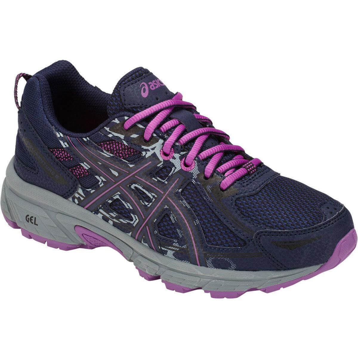 Asics Big Girls' Gel-Venture 6 Gs Running Shoes