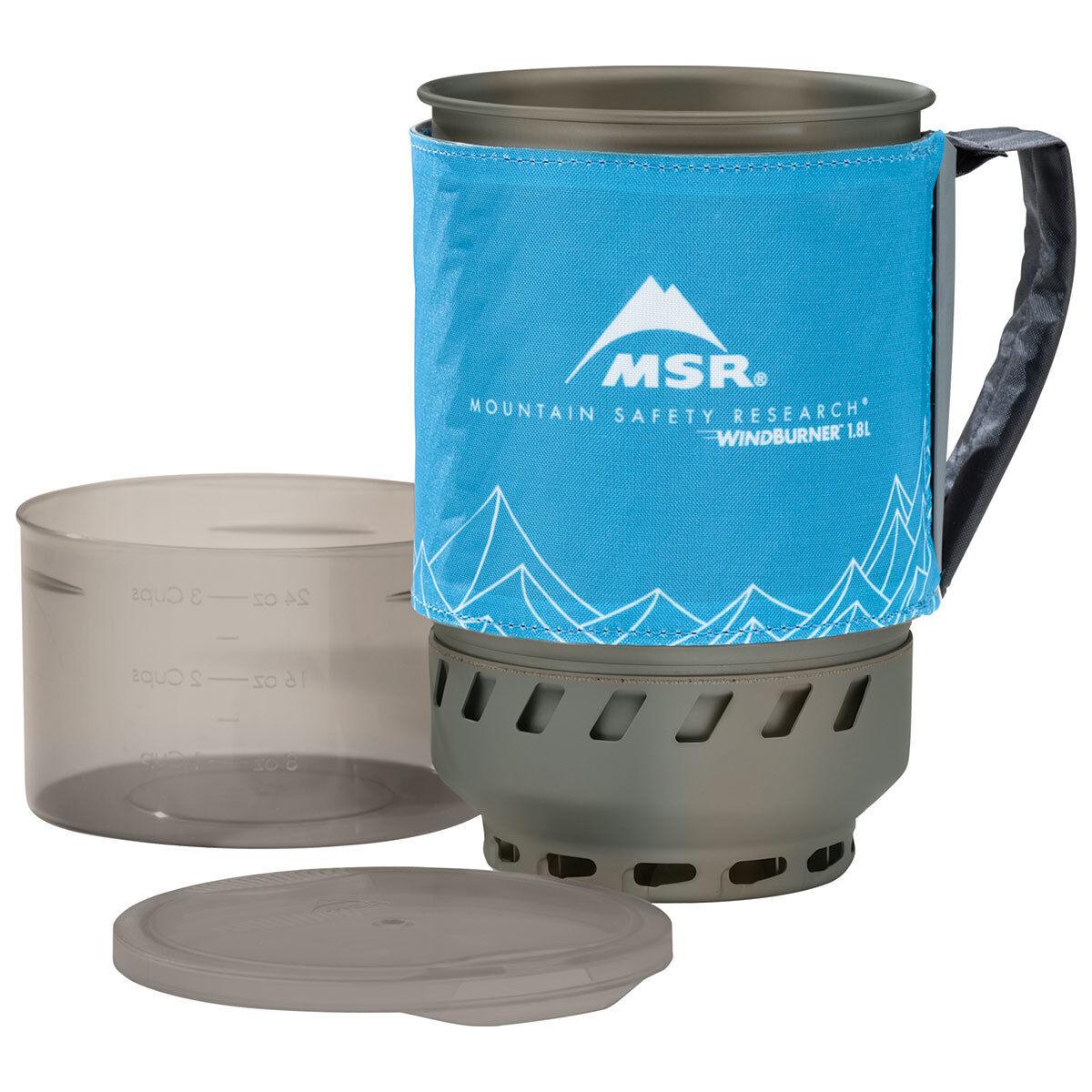 MSR 1.8L WindBurner Duo Accessory Pot