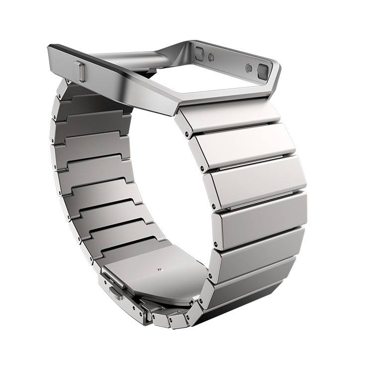 Fitbit Blaze Metal Links Band, Standard