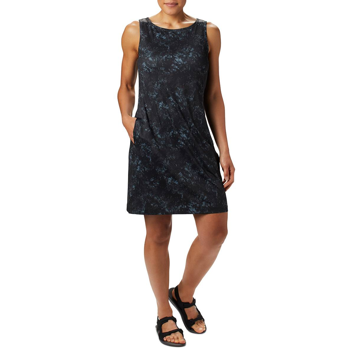 Columbia Women's Chill River Printed Dress - Size XL