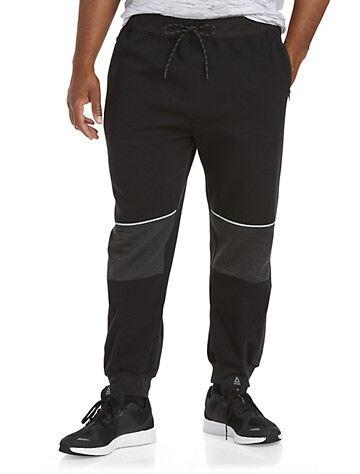 PX Clothing Big & Tall PX Clothing Joggers - Black