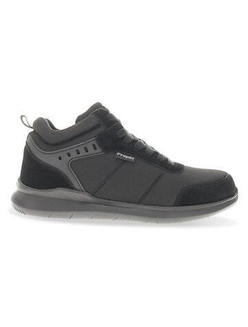 Propet Big & Tall Prop t Viator Hi-Top Walking Shoes - Black