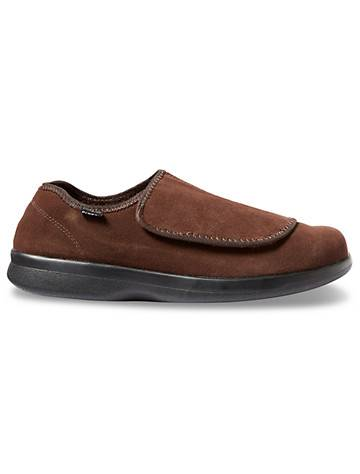 Propet Big & Tall Prop t Coleman Slippers - Chocolate