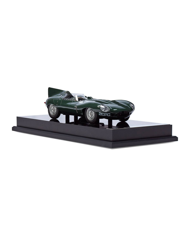 Ralph Lauren s 1955 Jaguar XKD Miniature Scaled Car Replica