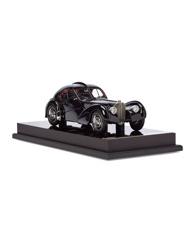 Ralph Lauren s 1938 Bugatti Type 57SC Atlantic Coupe Miniature Scaled Car Replica